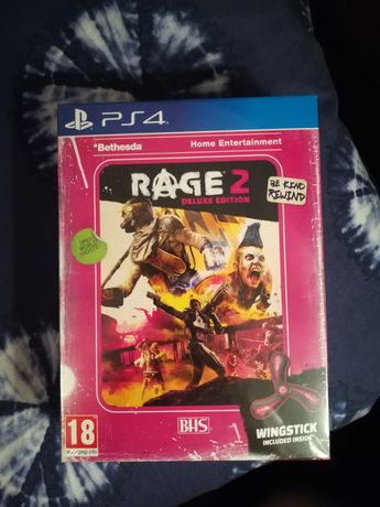 Rage 2 Wingstick Edition - PS4