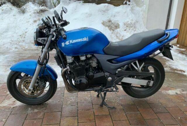 Kawasaki zr 7 Kawasaki zr 750