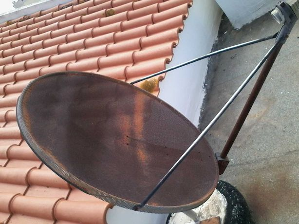 prato de antena paarabolica