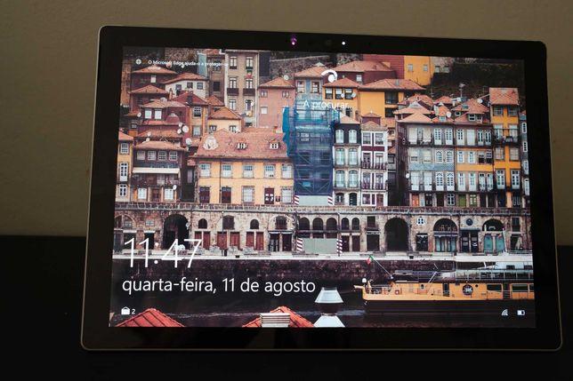 Portátil Microsoft Surface Pro 7 - Platina - Core i7   256GB   16GB