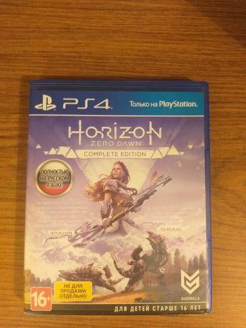 Диск Horizon PS4