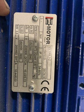 Silnik elektryczny 3,6 kw