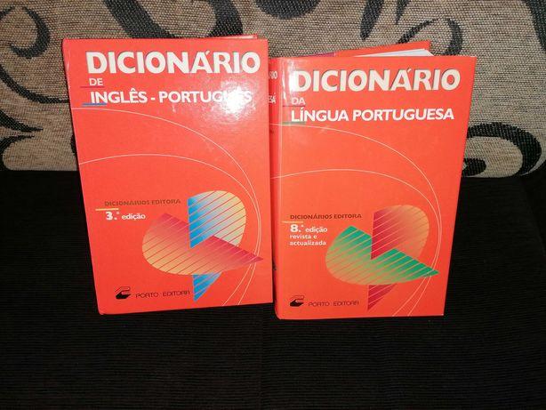 Dicionários completos-sem uso