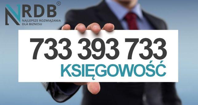 Biuro rachunkowe, Biuro księgowe, Rejestracje spółek, firma bez ZUS