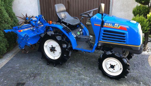 Iseki Sial 15KM Jak NOWY Mini traktor japoński MINITRAKTOREK