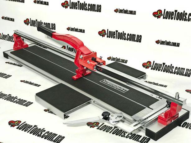 Монорельсовый плиткорез 900 мм (HAISSER) Режущий ролик на подшипнике!