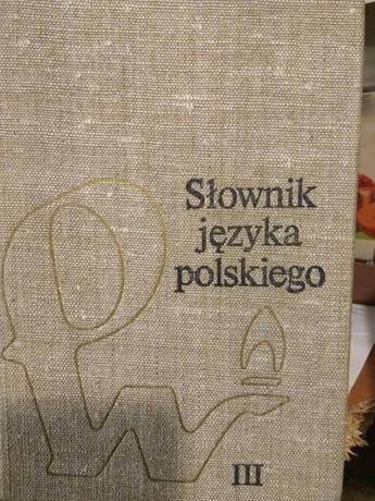 Sprzedam Słownik Języka Polskiego