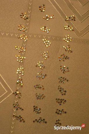 termo dżety do zdobienia odzieży tęczowe 3mm