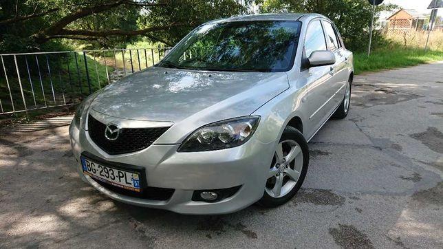 Mazda 3 2005r 1.6diesel 110Km **sprzedaż**raty**zamiana**