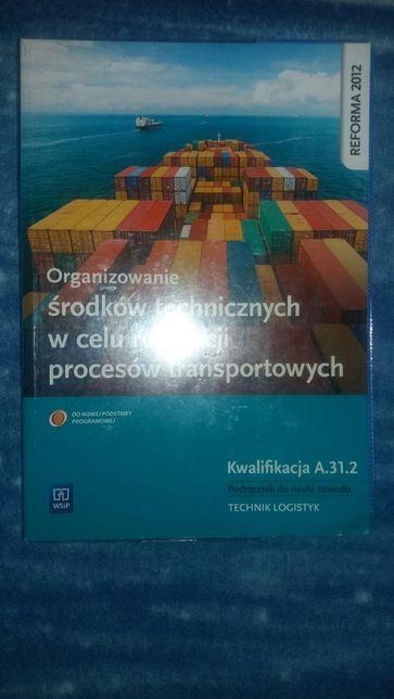 Podręcznik do zawodu technik logistyk