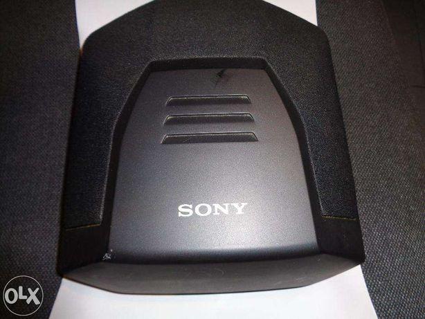 Coluna de som marca Sony como nóva