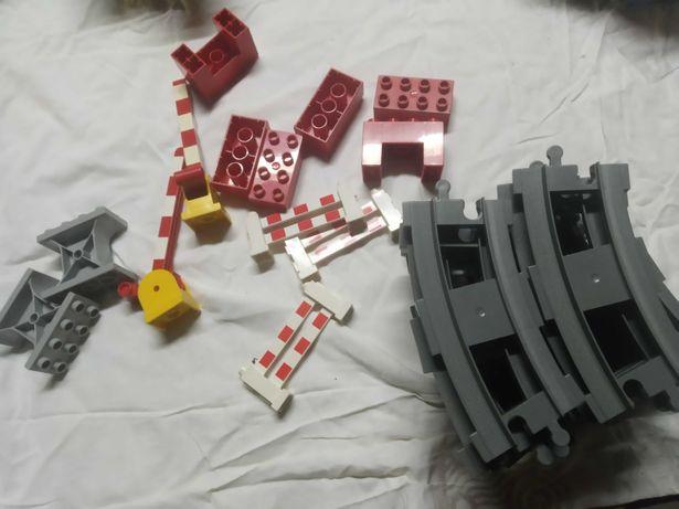 Mega zestaw LEGO Duplo tory