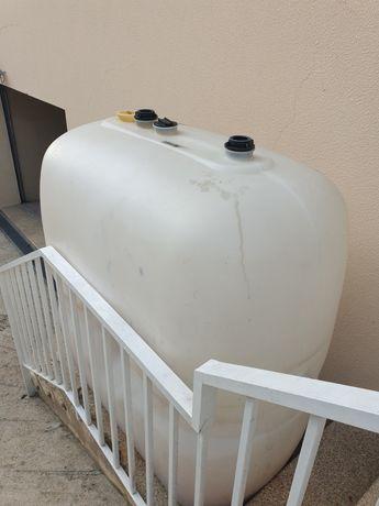 Reservatório/ bidão de 1000 litros