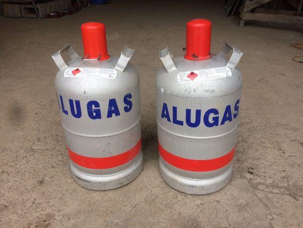 Алюминиевый газовый баллон ALUGAS