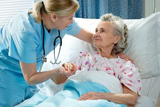 Услуги квалифицированной медсестры
