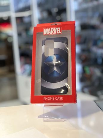 Etui Kapitan Ameryka Marvel Huawei P40 Pro Telakces Galeria Łódzka