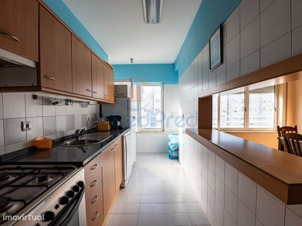 Apartamento T1 na Quinta dos Barros