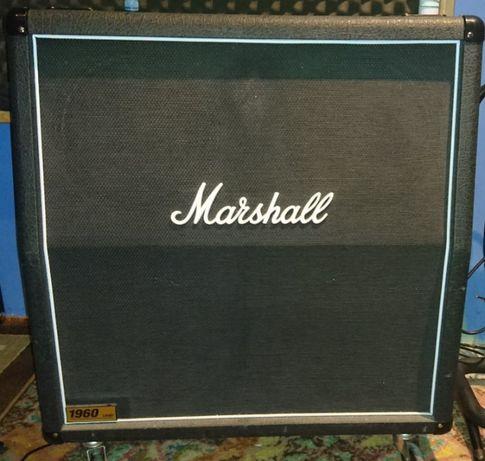 Marshall 1960A LEAD 412 (wersja ścięta) kolumna gitarowa + pokrowiec