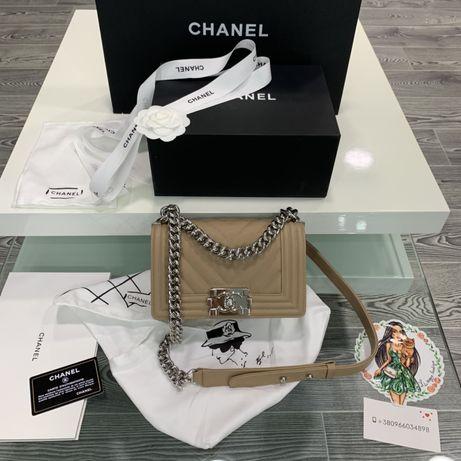Сумка Chanel натуральная кожа