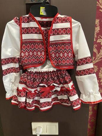 Украинское платье, вышиванка