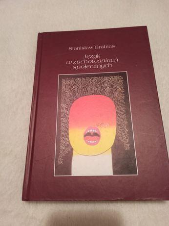 Język w zachowaniach społecznych S.Grabias