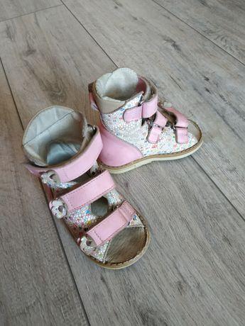 Ортопедические босоножки, сандали