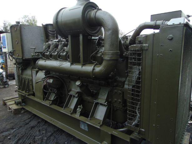 Agregat prądotwórczy 200 KW 220 250 KVA do 300 320 kva Henschel H12