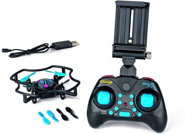 CARSON X4 Quadcopter Dragonfly Mini Dron 2,4GHz