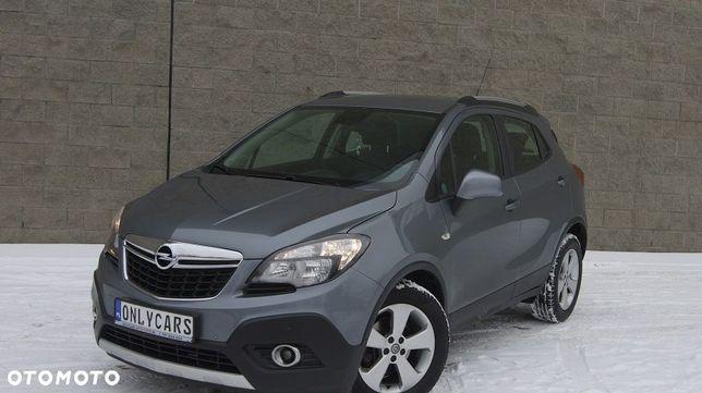 Opel Mokka **1.4T 140KM**Alu**Opłacona**Gwarancja**