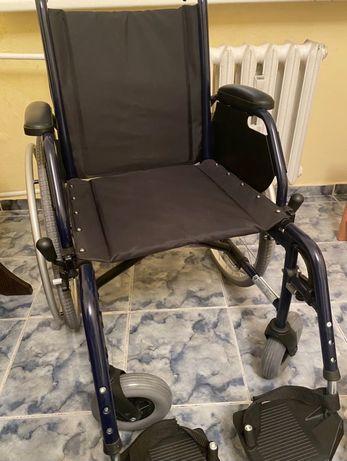 Vermeiren Wózek inwalidzki ręczny