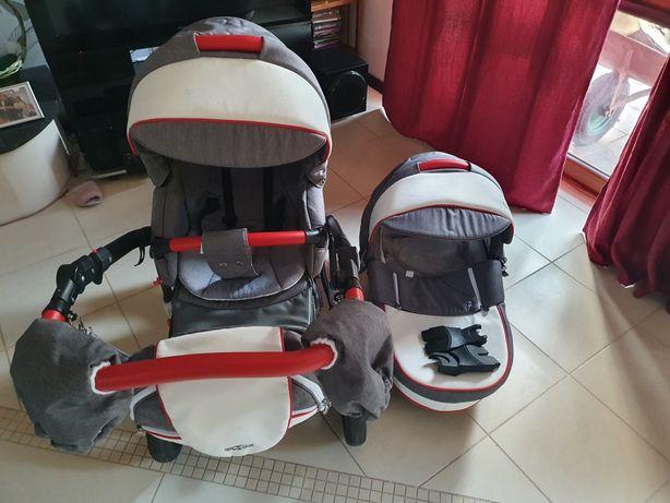 Sprzedam wózek 3w1