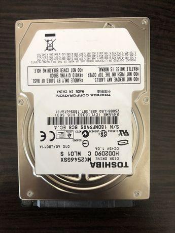 HDD SATA 400GB laptop 2,5 cala