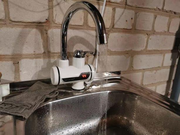 Não Precisa De Cilindro ou Gás! Torneira Elétrica De Água Quente(NOVA)