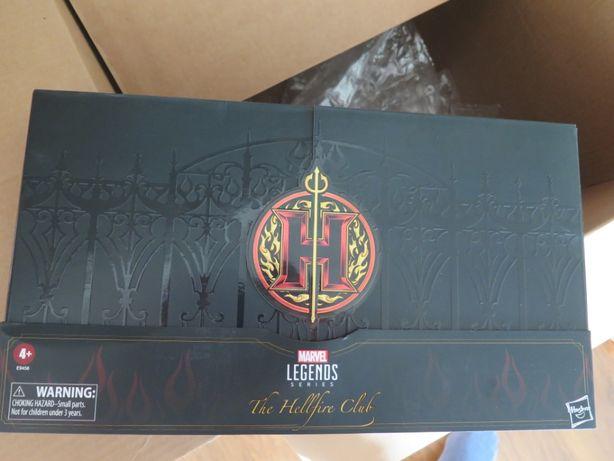 Marvel Legends Hellfire Club Hasbro Pulse Exclusive