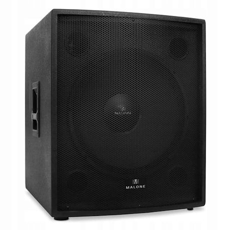 Subwoofer pasywny Malone PW-18P-M,