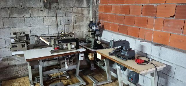 Equipamento de confecção/ costura industrial