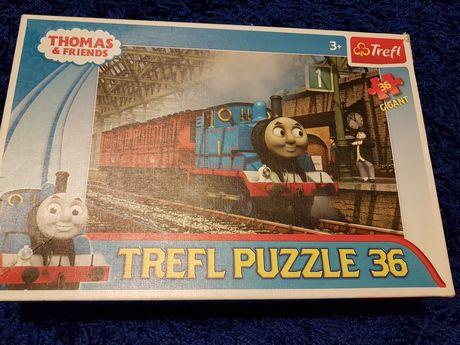 Zestaw z bajki Thomas