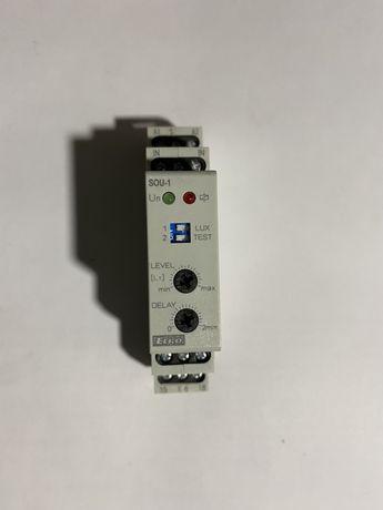Сумеречное реле 2 шт ETI SOU-1 230V новое без датчика
