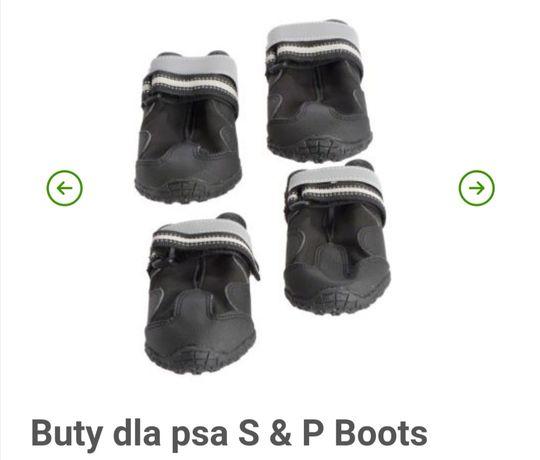 Buty dla psa rozmiar S