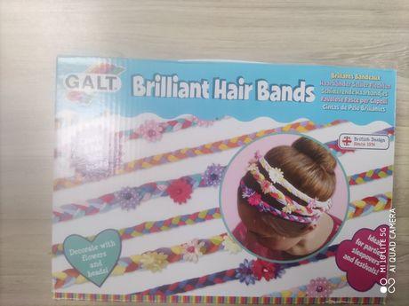 Nowy zestaw do tworzenia opasek na włosy