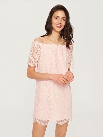 Сукня крежево рожева Reserved