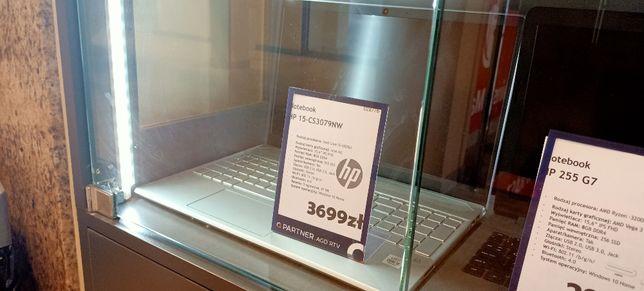 Laptop HP 15-CS3079NW Nowy Gwarancja Do nauki ! 8 RAM i3 SSD