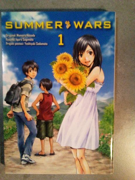 Manga Summer Wars Tom 1