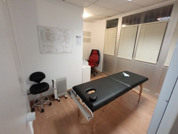 Massagista Terapêutico/Terapia Sacro-craniana