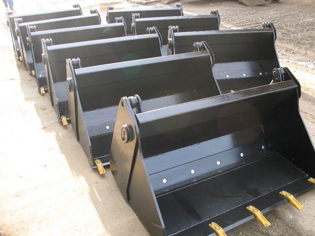 Łyżka wieloczynnościowa 1400mm do mini koparek od 3 ton do 6 ton