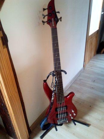 Gitara basowa Yamaha RBX 375 5 strunowa  REZERWACJA DO LIPCA
