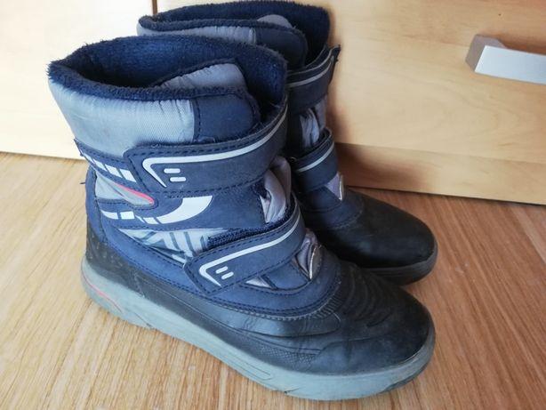 Śniegowce buty zimowe rozm. 35