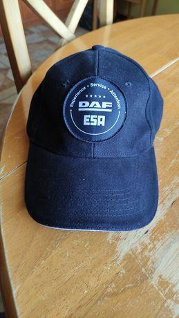Sprzedam nową czapkę DAF oraz koszulkę