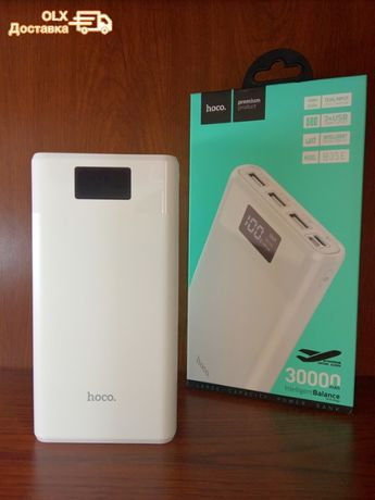 Внешний аккумулятор Power Bank Hoco 30000mAh Original