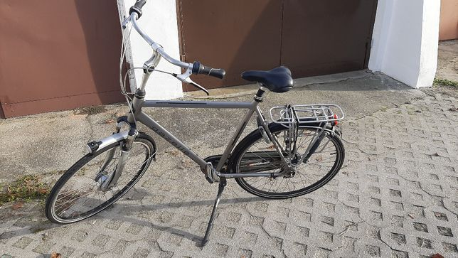 Rower męski Gazelle Paris 7-begów koła 28 cali